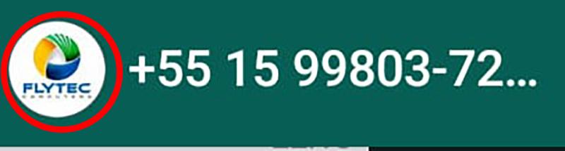 Alerta de golpe WhatsApp Ampliado