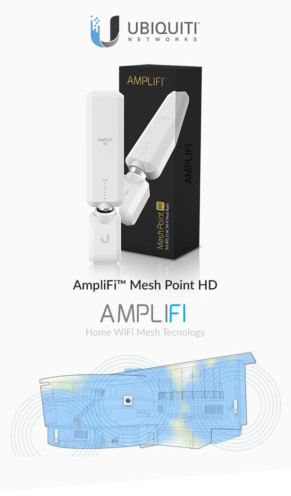 AmpliFi Mesh Point - Apresentação
