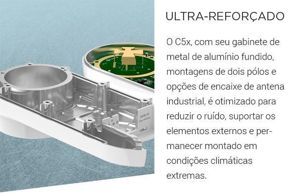 C5x ultra-reforçado