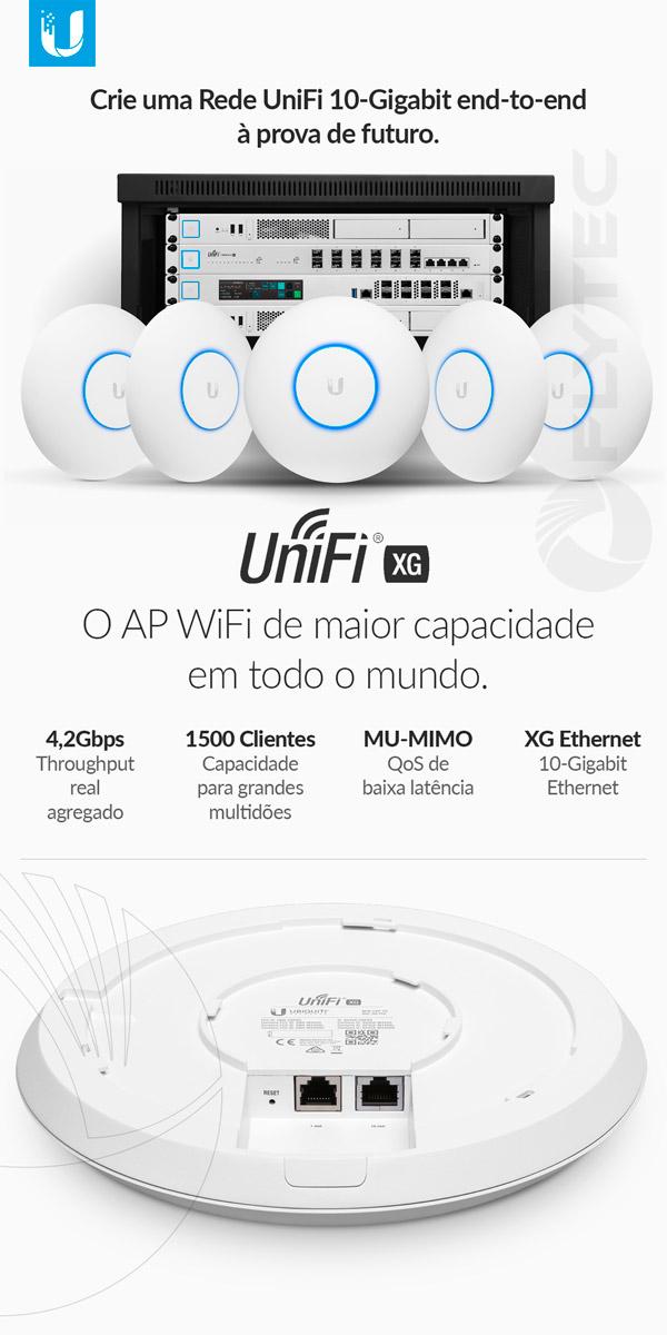 UniFi UAP-XG apresentação
